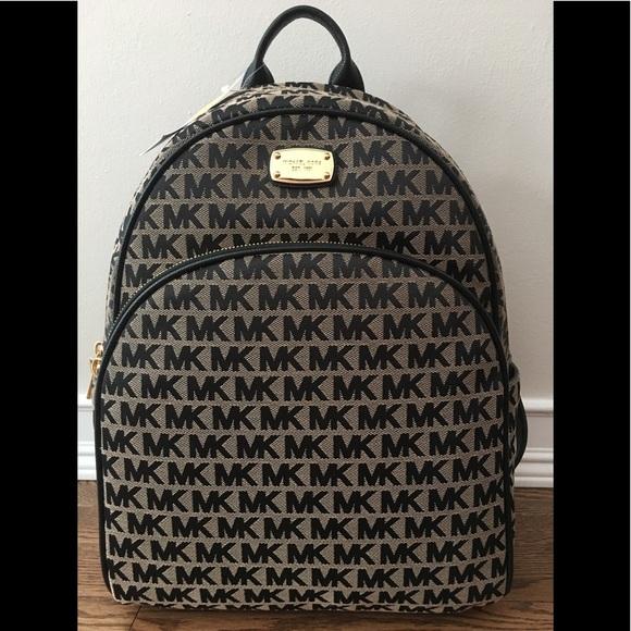 99b21daff1a1 🔥FLASH SALE🔥NWT Michael Kors Abbey Backpack